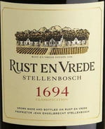 Rust en Vrede is a 300-year-old winery in Stellenbosch, South Africa.