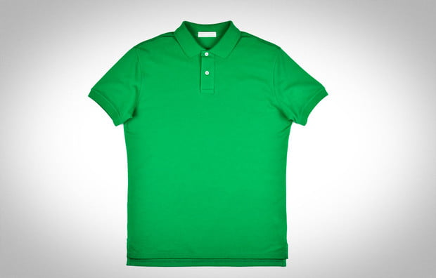 True Fit Short Sleeve Polo by FELDSPAR BROOK