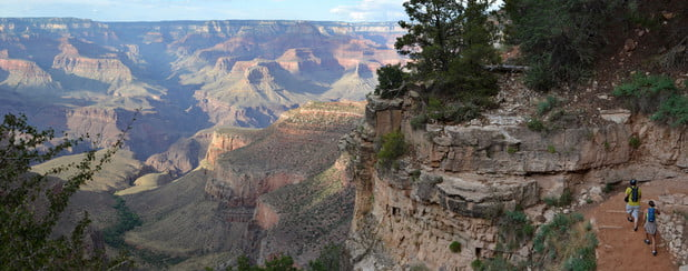 Bright Angel Trail, Grand Canyon Arizona