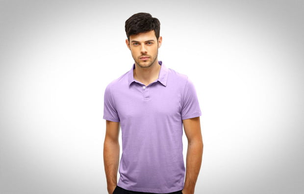 Alec Jersey Polo by ONIA