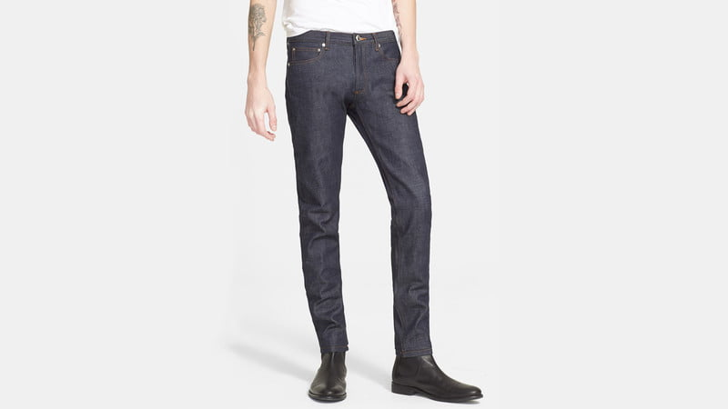 lucky stiffs a guide to raw denim jeans p c