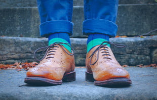 drake and hutch made in england socks