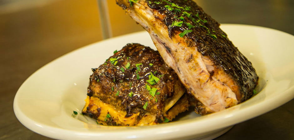 adobo pork ribs, grilling, 4th of july grilling, aaron sanchez