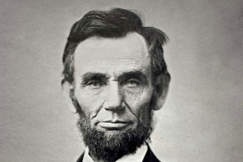 famous speeches from history abraham lincoln november 1863