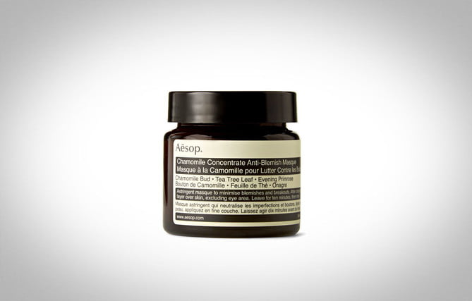 Aesop mask for men