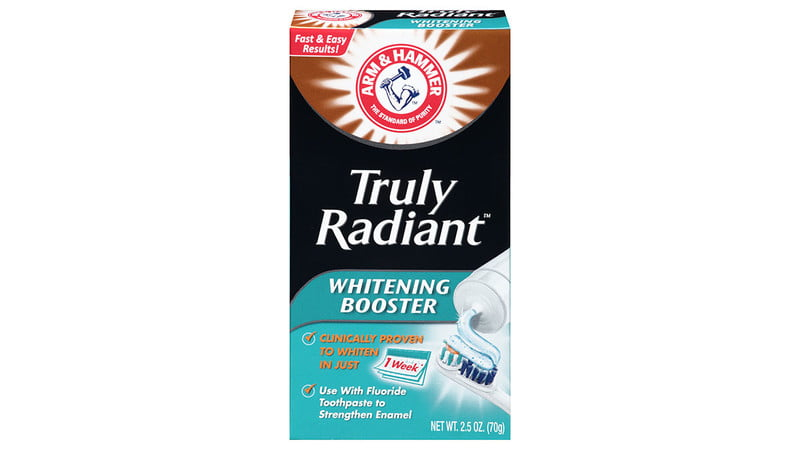 Arm & Hammer Truly Radiant Whitening Booster