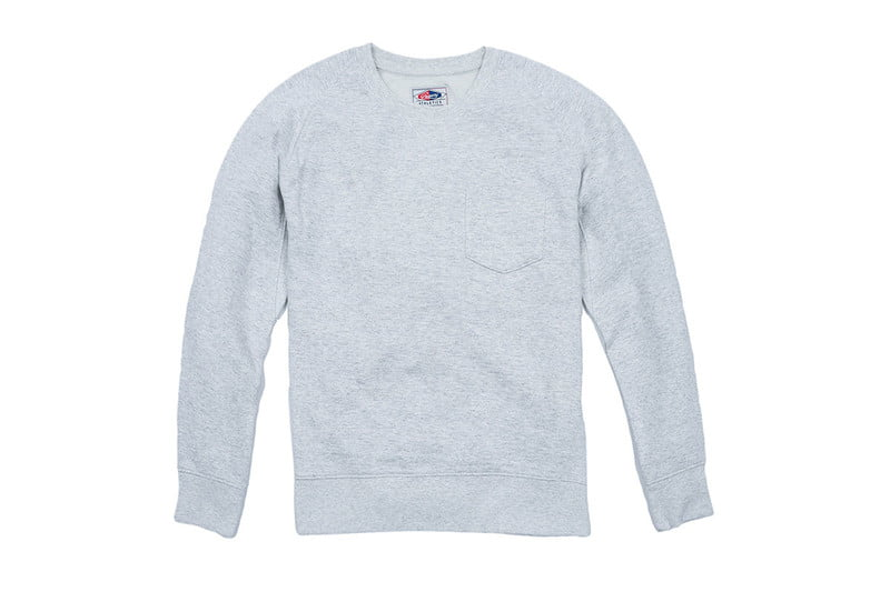 Athletic French Terry Crew by GRAYERS