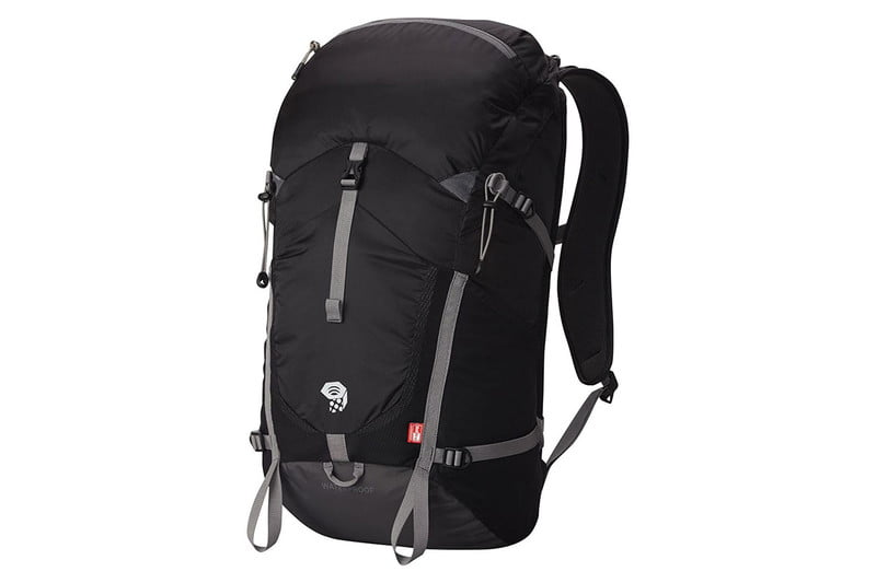 mountain hardwear, waterproof backpack