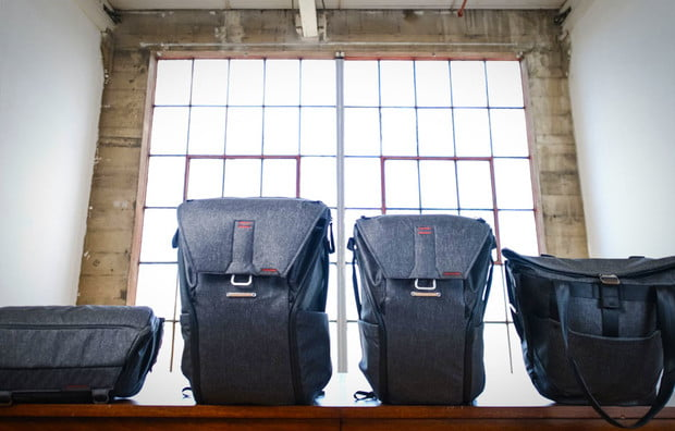 peak designs kickstarter, everyday backpack, everyday tote, everyday sling, camera bags, photography bags, photography