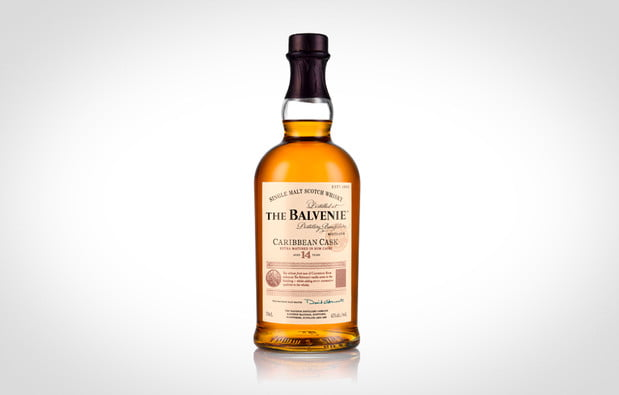 Balvenie 14 Year Caribbean Scotch