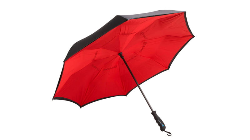 Better Brella Wind-Proof Reverse Open Umbrella