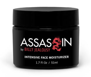moisturizer, billy jealousy