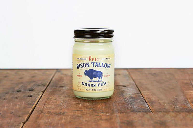 EPIC bison tallow