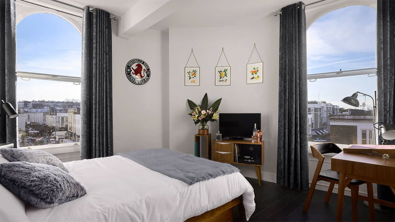 distillry londons new gin hotel boutique guest room
