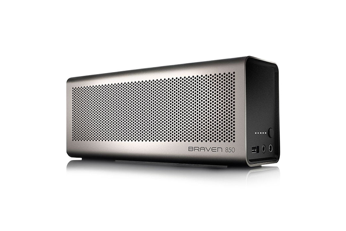 Braven 850 Bluetooth Speaker and Charger