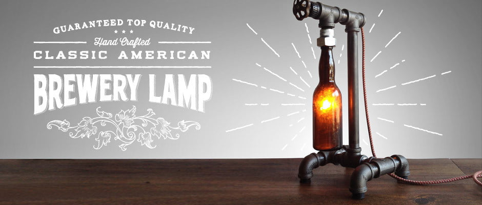 brewery lamp
