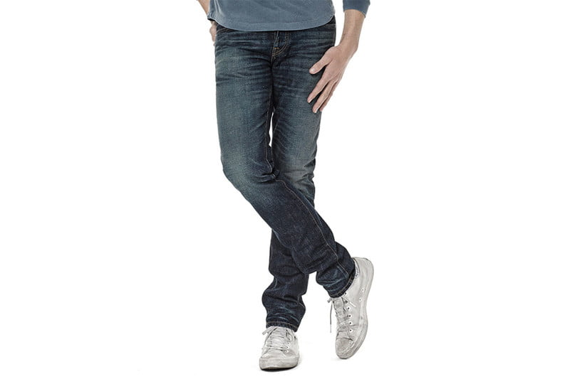 buck mason lou slim fit jean