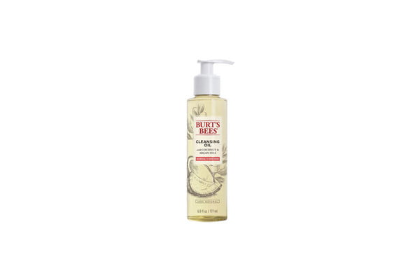oil cleansers for men burts bees