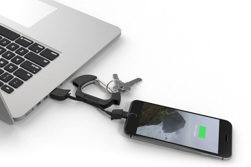 Nomad Goods Carabiner for iPhone/Android