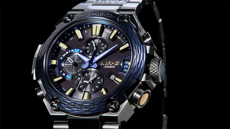 Casio G-Shock Mr-G MRG G2000HT-1A