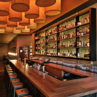 Char No. 4 is a Brooklyn hotspot for its massive whiskey collection.