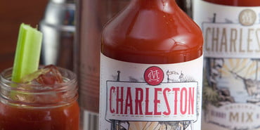 Bloody Mary, Bold & Spicy Bloody Mary Mix, Charleston Beverage Company