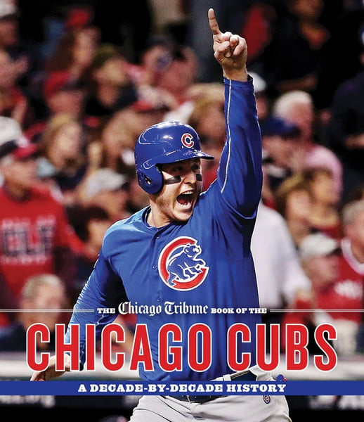 chicago cubs tribune history book chicagocubs