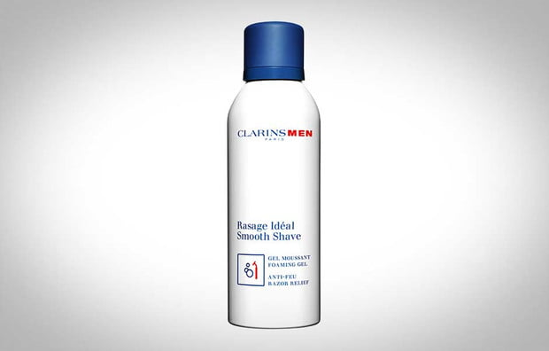 clarins men smooth shave gel