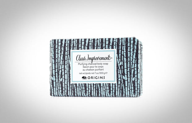 Origins Clear Improvement Purifying Charcoal Body Soap