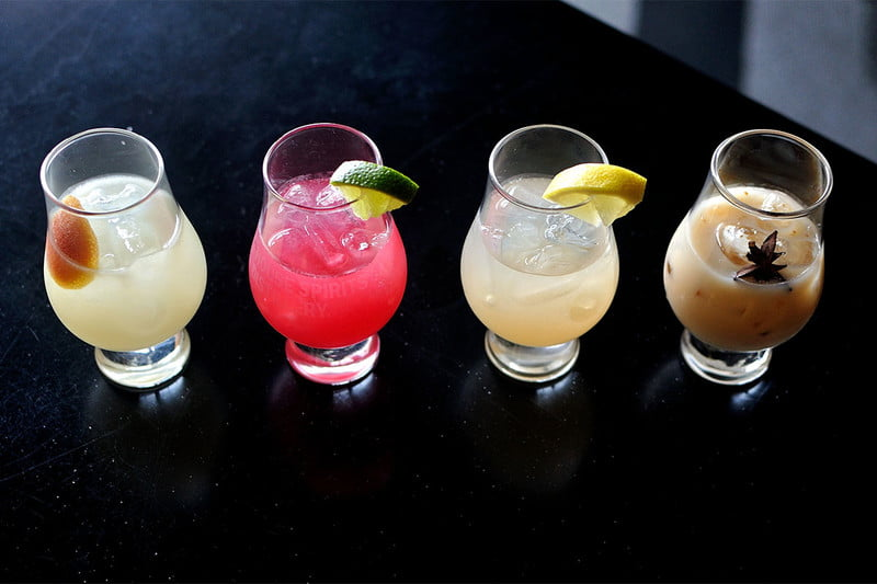 4 cocktails from House Spirits
