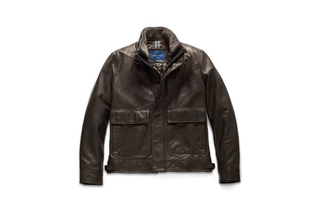 Cole-Haan_Leather-Zip-Front-Grainy-Leather-Jacket_Chocolate