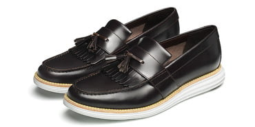 Cole Haan and Fragments Collaboration Penny Loafer