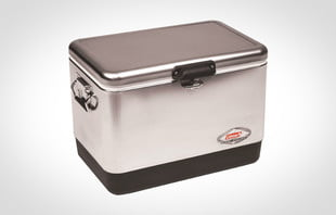 Coleman 54-Quart Stainless Steel, best coolers of 2016
