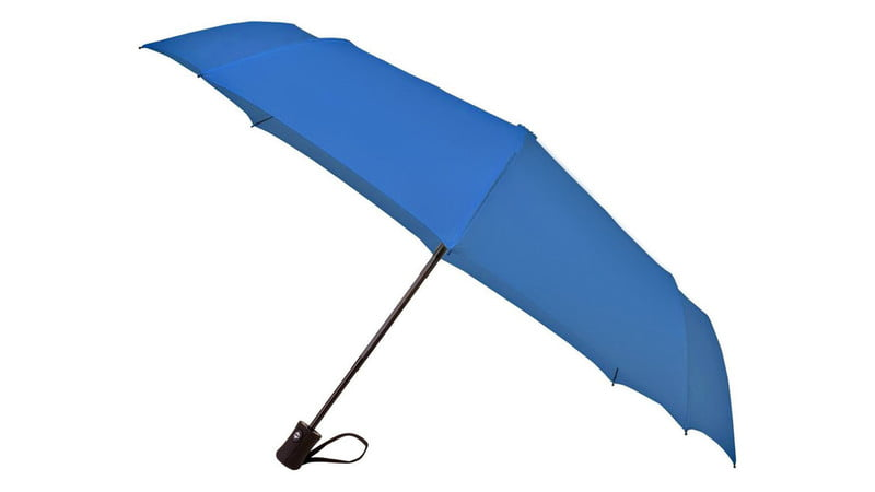 Crown Coast Windproof Travel Umbrella