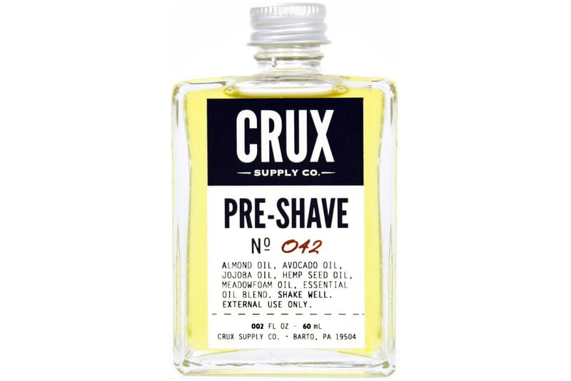 Crux Supply Pre-Shave Oil