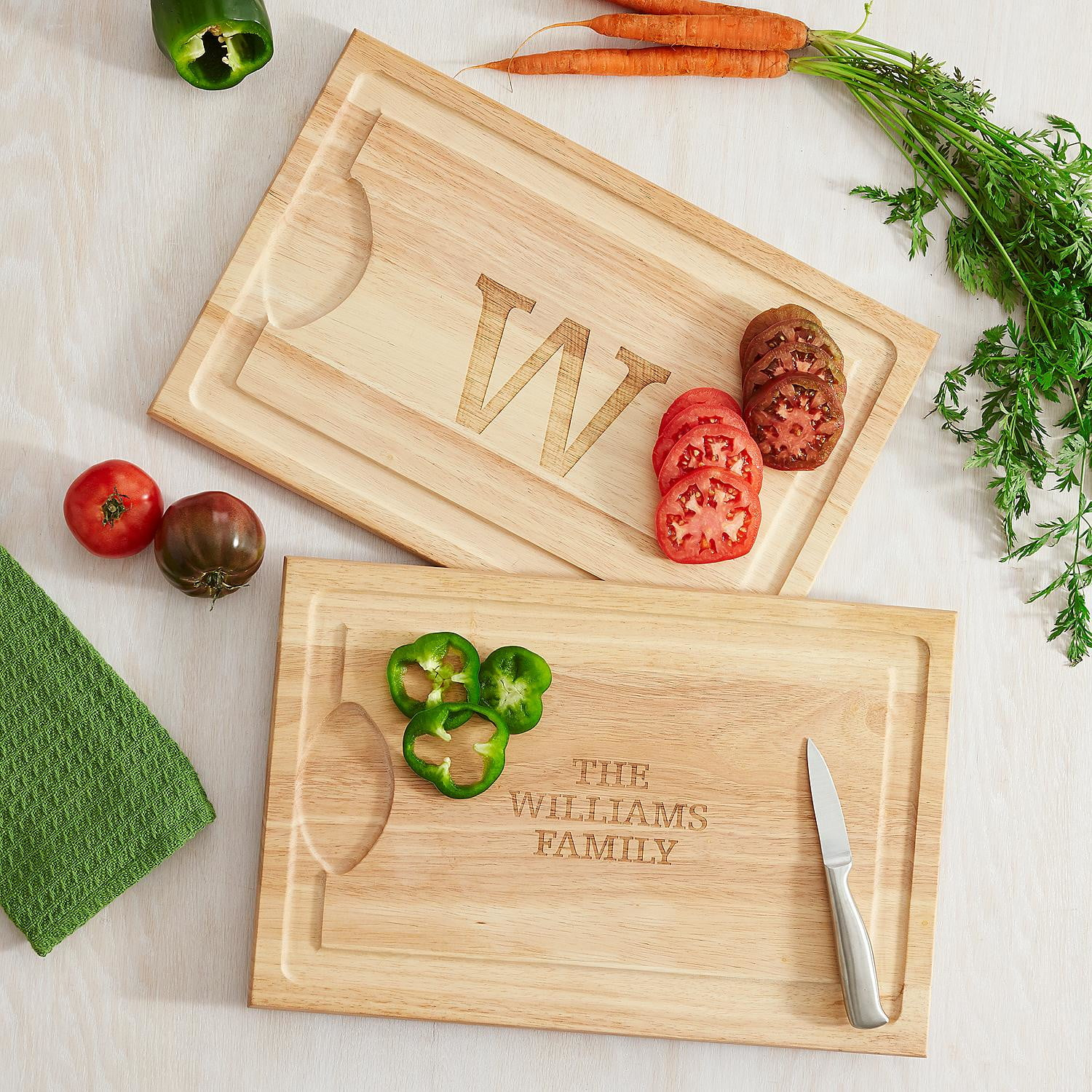 Food lovers gift guide the manual for Diy personalized wood cutting board