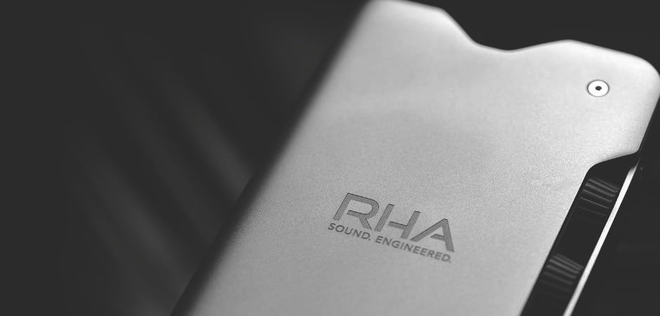 RHA headphones