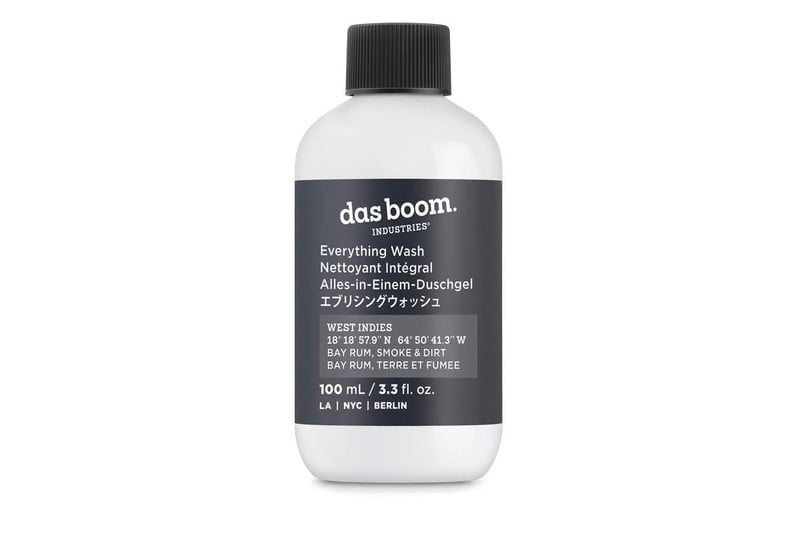 Das Boom Every Wash Bourbon County