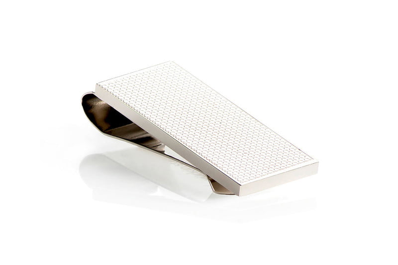 Diamond Money Clip - $50