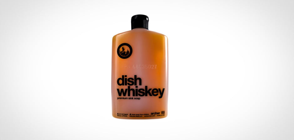 Whiskey Dish Soap Living Featured4