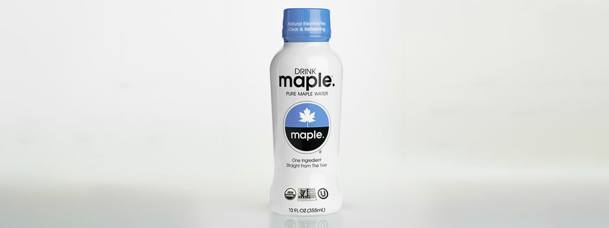Maple H20, maple water