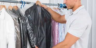 Dry cleaner, What to Dry Clean