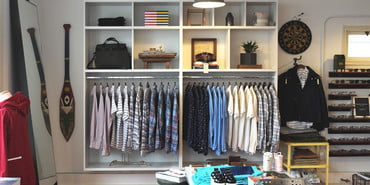 Top menswear store, Indigo & Cotton