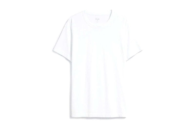 Fifty Tee in White
