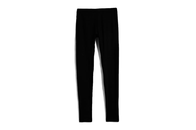 Eighty Eight Compression Leggings in Black