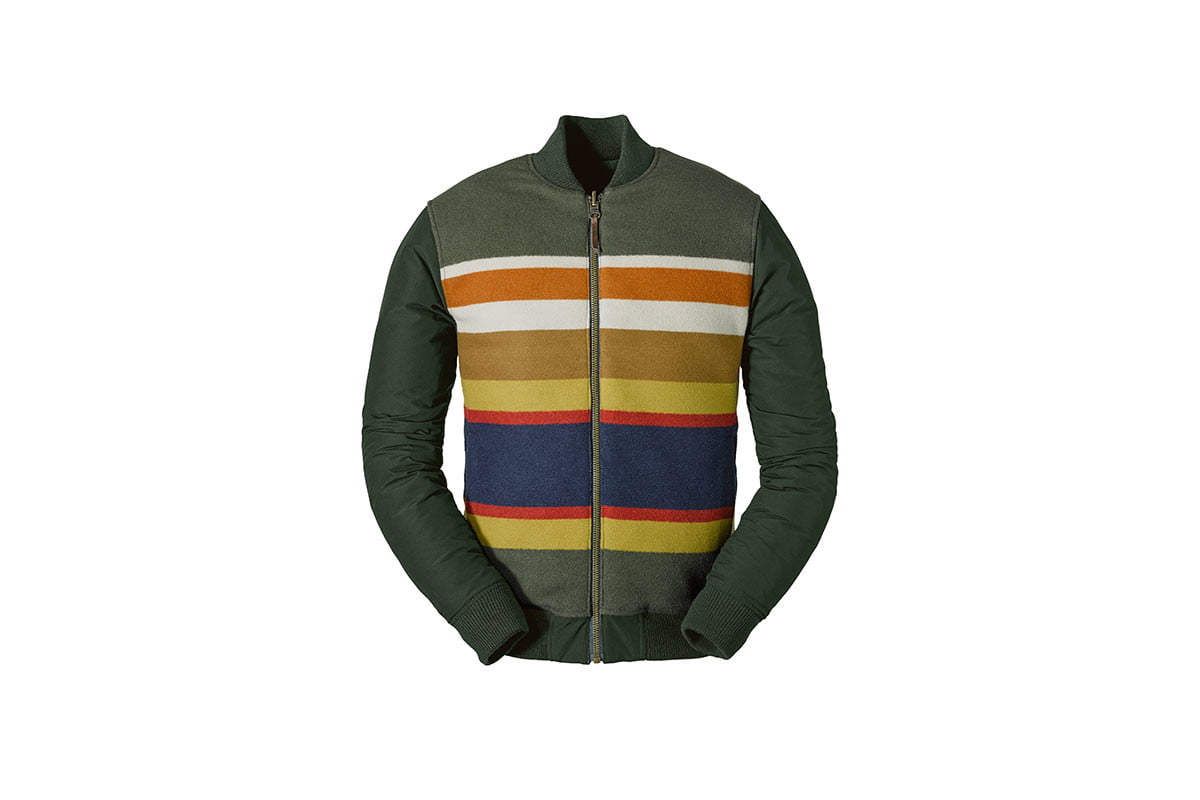 The Badlands pattern -- a mix of retro styling and modern cool.
