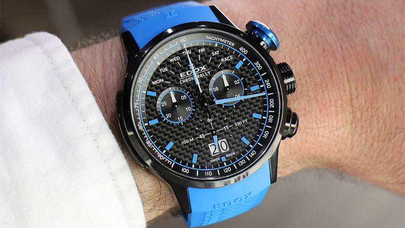 Edox Chronorally Sauber F1 Limited Edition