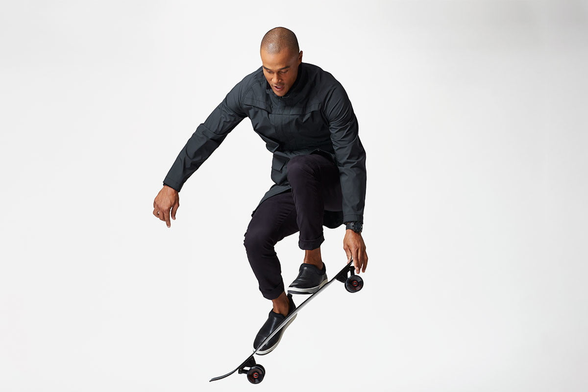 Engineered for Motion