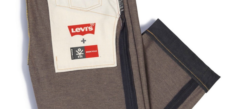 EKOCYCLE LEVI'S JEANS