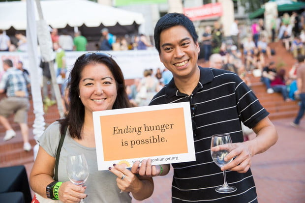 end hunger